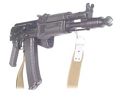 AK105 More Current production AK variant