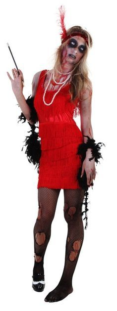 Homemade Flapper Costume | Homemade Flapper Costume Unique diy flapper costume