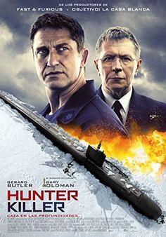 Gary Oldman and Gerard Butler in Hunter Killer Gary Oldman, Movies To Watch Online, Movies To Watch Free, 2018 Movies, Top Movies, Imdb Movies, Comedy Movies, Coco Film, John Wick