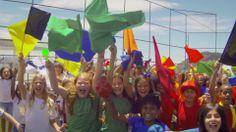 Una bienvenida internacional de Visa a la Copa Mundial de la FIFA 2014™