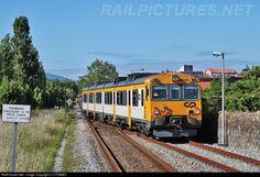 RailPictures.Net Photo: CP 083 M Caminhos de Ferro Portugueses MAN 592 at Vila Nova de Cerveira, Portugal by J.C.POMBO