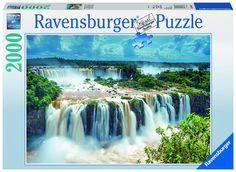 Ravensburger Puzzle 16607 - Wasserfälle von Iguazu, Brasilien 2000 Teile…