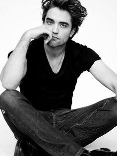 Toda la perfeccion en una foto   Robert Pattinson