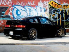 1991 Honda Crx Si Side View Photo 1 #CRX #Honda #Rvinyl =========================== http://www.rvinyl.com/Honda-Accessories.html