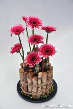 Mooi samenspel… – Floral Blog | Bloemen, Workshops en Arrangementen | www.bissfloral.nl