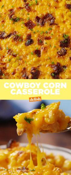 Cowboy Corn Casserole