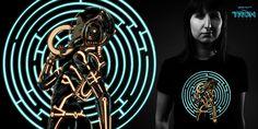 """Maze"" t-shirt design by alexmdc"