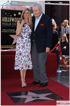 Rachel Green and Victor Kiriakis.....