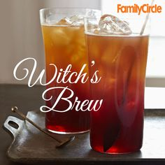 Take a sip of our Witches' Brew this #Halloween! #fall #witchy