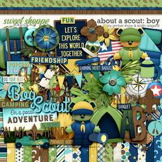 About a Scout: Boy by Amber Shaw & Kristin Aagard