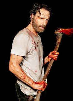 The Walking Dead ...Andrew Lincoln...