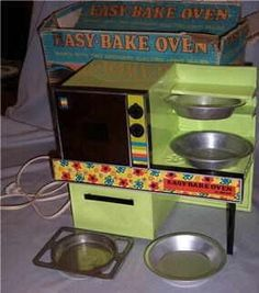 Lots of easy bake oven recipes!
