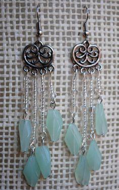 Mint Realness Earrings    $8.00