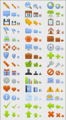 Iconos Basicos