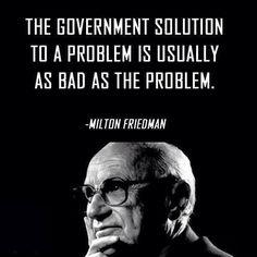 20 Best Milton Friedman Images Politics Ad Hominem Free