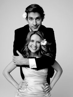 Jim & Pam. This is what love is.