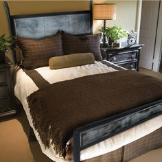 Wrought Iron beds are made to last a lifetime, so we take great pride in the workmanship that go into our metal Beds. Buy your perfect wrought iron bed at Iron Accents. Transitional Bedroom, Transitional Style, Contemporary Furniture, Contemporary Style, Wrought Iron Headboard, Metal Beds, Modern Decor, Bed Pillows, Pillow Cases
