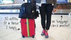 Stylebook: Fit 30 Outfits in Your Carry-On: The Tools & Techniques You Need to Fit It All