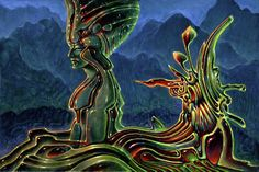 ROBERT VENOSA - VISIONARY ART GALLERY