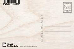 #woodenpostcards #editorialmediterrania #Barcelona