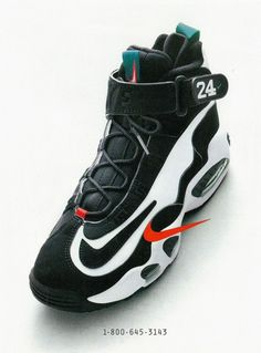 100% authentic 77cb4 8b983 History of the Nike Air Griffey Max, Ken Griffey Jr s first signature  sneaker.