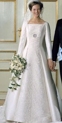 Princess Margrethe of Denmark and Count Henri de Laborde de Monpezat    June 10, 1967