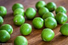 Ořechovka Spicy, Lime, Fruit, Food, Anna, Limes, Essen, Meals, Yemek
