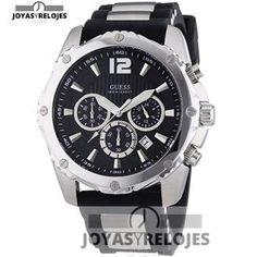 ⬆️😍✅ Guess W0167G1 😍⬆️✅ Increíble ejemplar perteneciente a la Colección de RELOJES GUESS ➡️ PRECIO 209.9 € Disponible en 😍 https://www.joyasyrelojesonline.es/producto/guess-reloj-de-cuarzo-man-vertigo-w0167g1-45-mm/ 😍 ¡¡Edición limitada!! #Relojes #RelojesFestina #Festina
