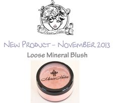 Our newest product - mineral blush available in 5 different shades.  #mineral #blush #allnatural #cosmetics #nontoxic