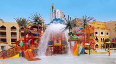 Waterworld Aquapark #egypt #travel