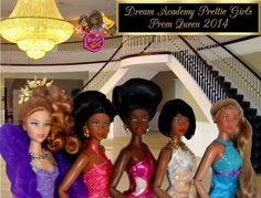 Dream Academy 2014 Prettie Girls Prom Pictures - enjoy! Thank you for voting in our poll....