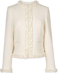 L.K. Bennett Mal Tweed Jacket