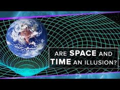 """Are Space and Time An Illusion? This episode of Space Time is actually about Spacetime, so pull up a chair, grab your favorite snack, and buckle up, because this episode is going to be a TRIP. Gabe explores what reality is, what """"time"""" is, and why what you think those things are is probably WRONG. Seriously, get ready to have your MIND BLOWN! By: PBS Space Time."""