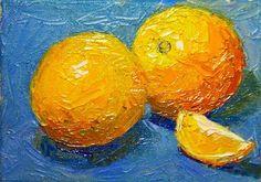"""Juicy Oranges""   Joy Olney"