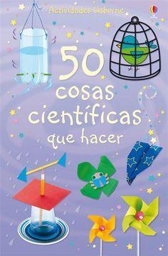 Un libro de experimentos científicos, con instrucciones sencillas y detalladas, para introducise al asombroso mundo de la ciencia y proporcionar muchas horas de diversión a los más peques.
