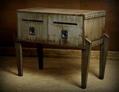 Industrial Modern Furniture (Steampunk Furniture)