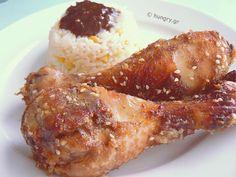 Κοτόπουλο Τεριγιάκι