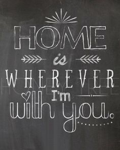 home is wherever I'm with you - Google Search