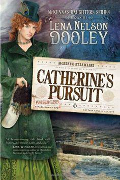 Catherine's Pursuit (McKenna's Daughters) by Lena Dooley Nelson,http://www.amazon.com/dp/1621360199/ref=cm_sw_r_pi_dp_wSf5sb1BMZ82CVWM