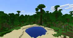 You will spawn in a tropical island, which is located far away from the ocean. It is an amazing game with the natural terrain and an ideal spawning environment. Therefore, feel wonderful to enjoy this great survival gameplay now. Creator: TheIronWizard_YT How does Jungle Survival Island... https://mcpebox.com/jungle-survival-island-seed-minecraft-pe/