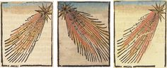 From the Nuremberg Chronicles, 1493 – Source.  Source: http://publicdomainreview.org/collections/flowers-of-the-sky/