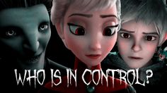 (Evil Elsa, btw) Story's bit unclear, - could only guess that Jack was a minion of Pitch as well, and Pitch wanted Elsa as a minion as well. The editing was decent- I particularly like the close up of Jack with red eyes- but over alll....6/10
