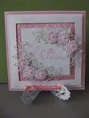 Image result for sue wilson gallery of finishing touches daisy clusters on pinterest