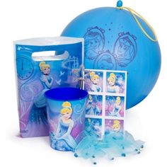 Cinderella Party Favor Kit - Cinderella Party ...