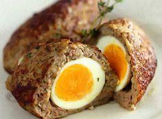 Яйца по-шотландски - вкусно и сытно! » Женский Мир