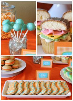 Scooby-Doo Birthday Party ~ cute details!