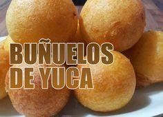 Bunuelos Recipe, Yuca Recipes, Venezuelan Food, Venezuelan Recipes, Bolivian Food, Wine Recipes, Cooking Recipes, Dominican Food, Dominican Recipes