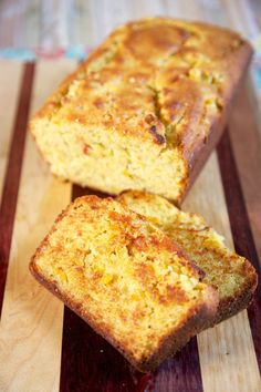 Texas Toast Cornbread | Plain Chicken