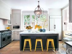 Designer Benjamin Dhong Marries East-and West-Coast Sensibilities in a Mill Valley Home - San Francisco Cottages & Gardens - May 2014 - San Francisco