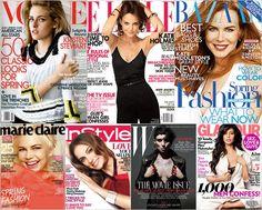 """As revistas de fevereiro já estão todas à venda (as americanas), e eu já corri para garantir as minhas e colocar minha leitura """"fashion"""" em dia. Mas desde que saiu o iPad tenho me divertido bastante fazendo o download de revistas que antes demoravam um pouquinho mais para chegarem às bancas, como Vogue Paris, a …"""